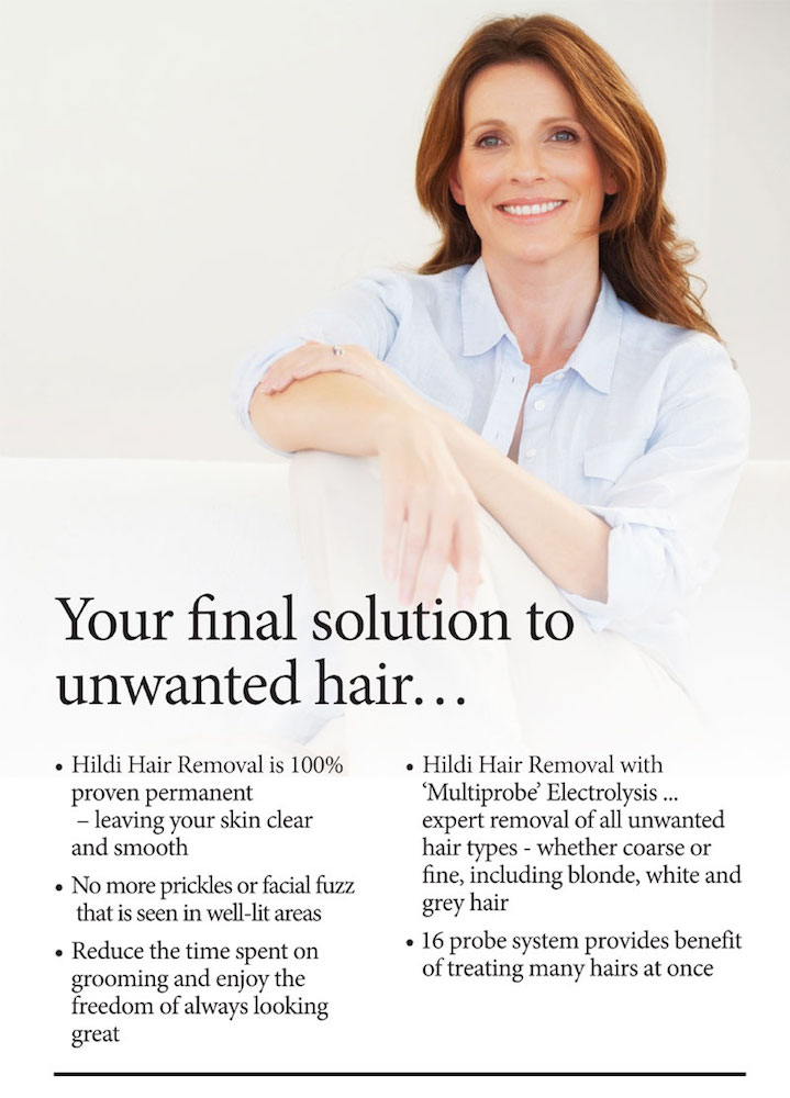 discover ultimate hair free skin with electrolysis